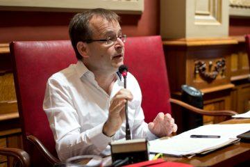 Ramon Trujillo concejal de Izquierda Unida