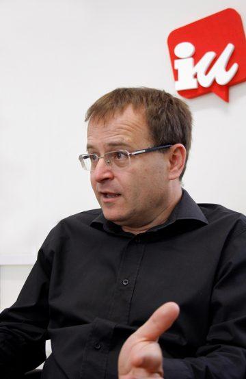 Ramón Trujillo Morales, concejal de IUC en Santa Cruz de Tenerife