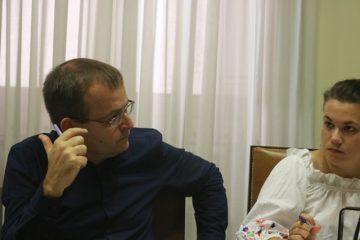 Ramón Trujilllo, concejal de IUC en Santa Cruz de Tenerife