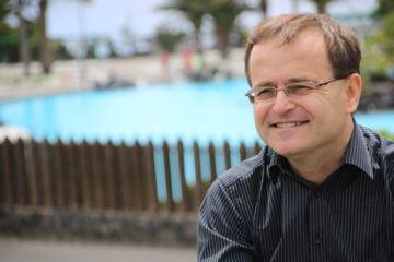 Ramon Trujillo concejal de IUC en Santa Cruz de Tenerife