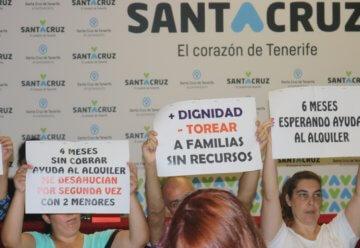las falsas promesas electorales de Coalición Canaria